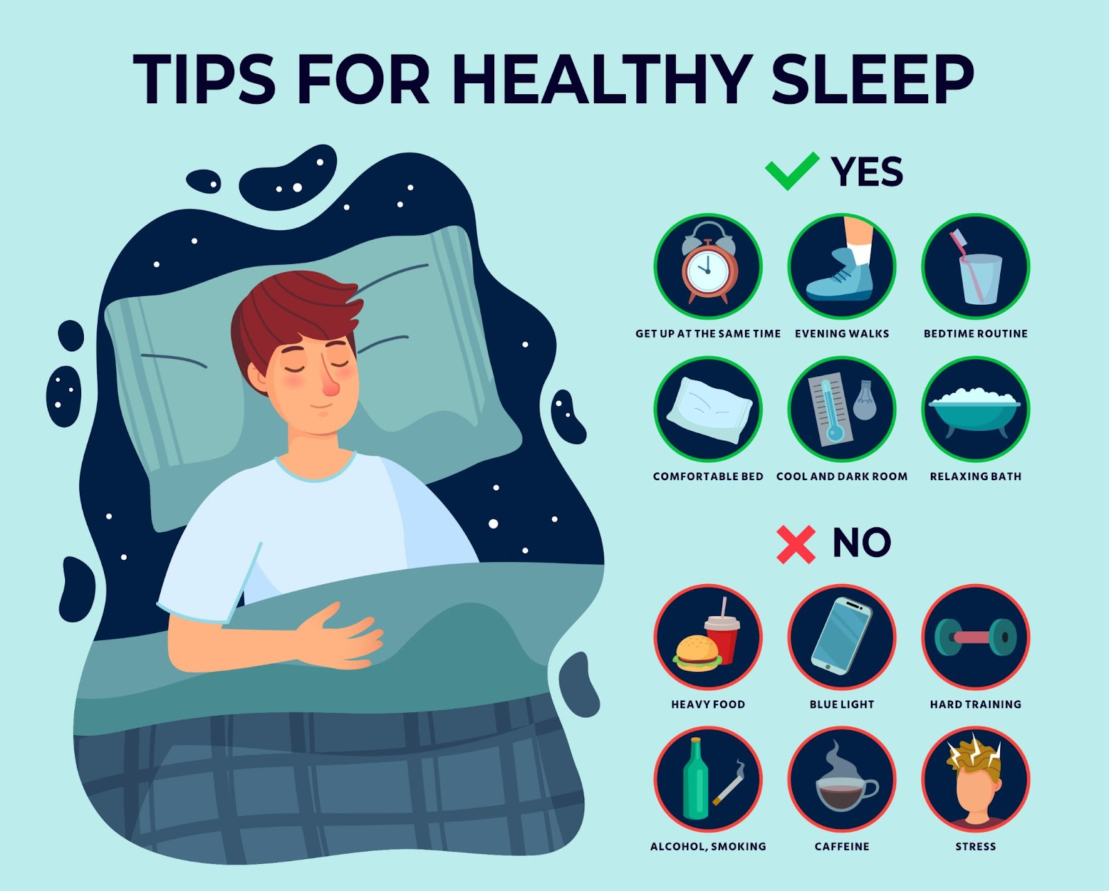 Studies have shown that getting adequate sleep each night can help to prevent Alzheimer's disease naturally.
