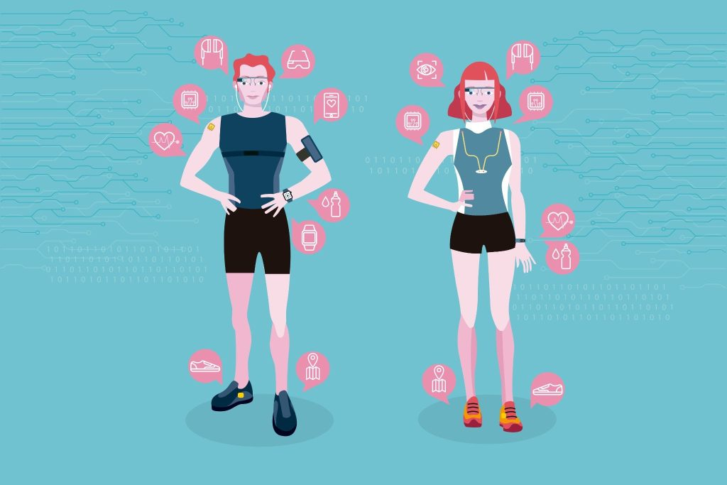 The widespread usage of wearables and portables has generated massive amounts of health data, providing healthcare with an entirely new type of medical information.